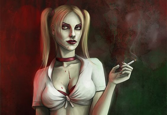 Vampire Masquerade Bloodlines Skin Mods
