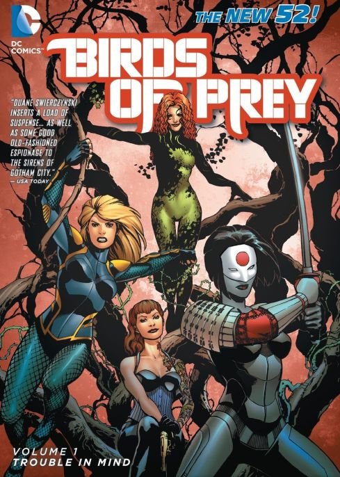 Birds of Prey Collection