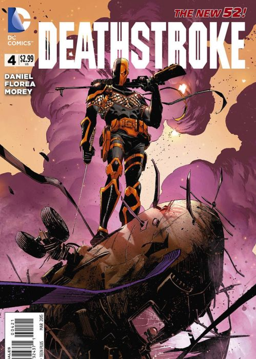 Deathstroke: Collection