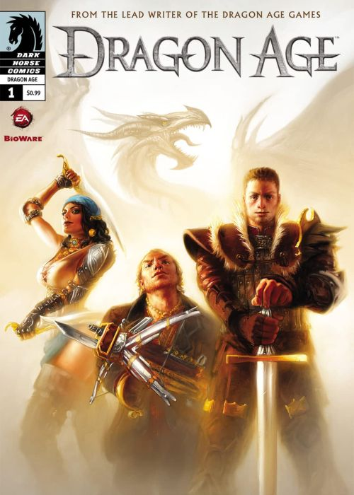 Dragon Age: DAcomics